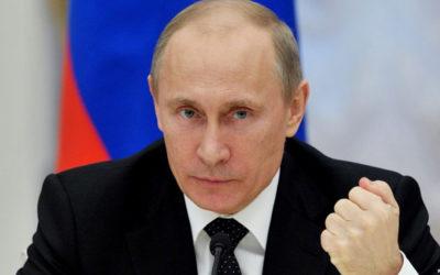 بوتين: الأوضاع في منطقة الخليج قابلة للانفجار