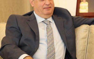 """""""بدبلوماسية"""" يستضيف رئيس حزب التوحيد العربي الوزير السابق وئام وهاب على أو.تي.في"""
