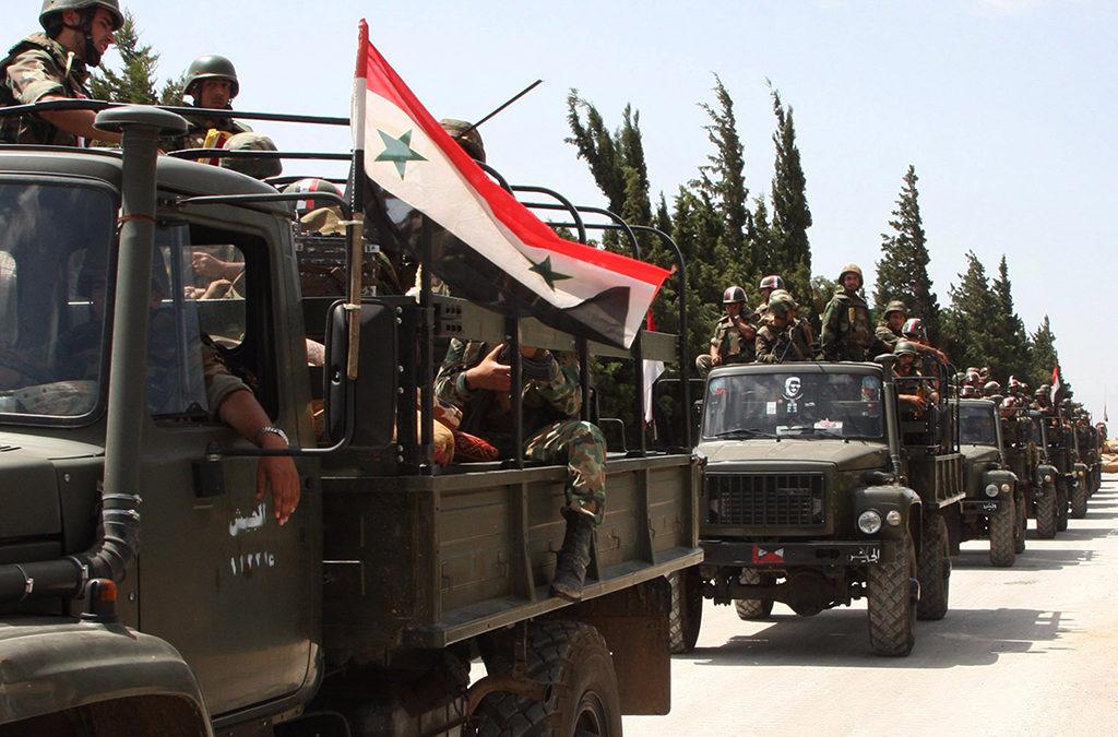 ظهور الأسلحة الكهرطيسية الروسية قريبا في سوريا