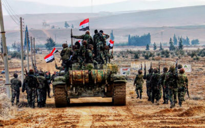 سوريا.. تسوية أوضاع الفارين من الخدمة العسكرية في درعا