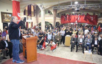 حزب التوحيد العربي: صراع، نضال وانتصار