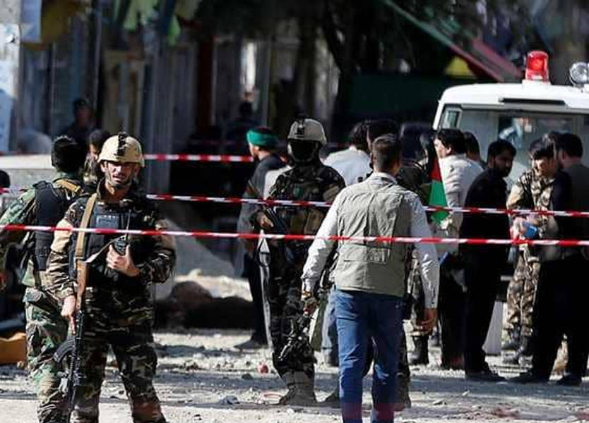 دوي انفجار في كابول…