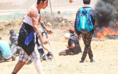 تجدّد المواجهات شرق غزة… سقوط شهيدين وعدد من الجرحى