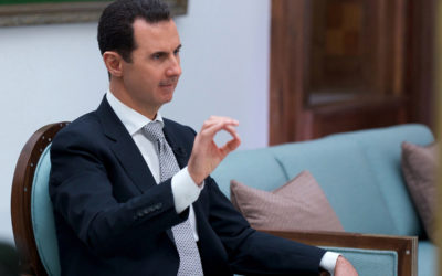 """الرئيس الاسد: الولايات المتحدة تحتاج للإرهابيين بالمنطقة وفي مقدمتهم """"داعش"""""""