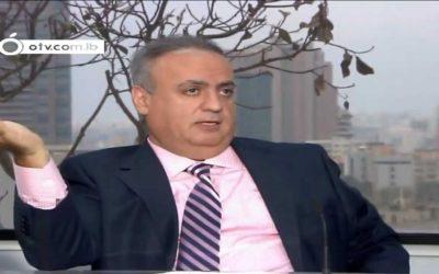 """وهاب لقناة الـ """"أو.تي.في"""": هناك عرقلة للعهد واستهداف لخطه السياسي والحريري أداتها"""