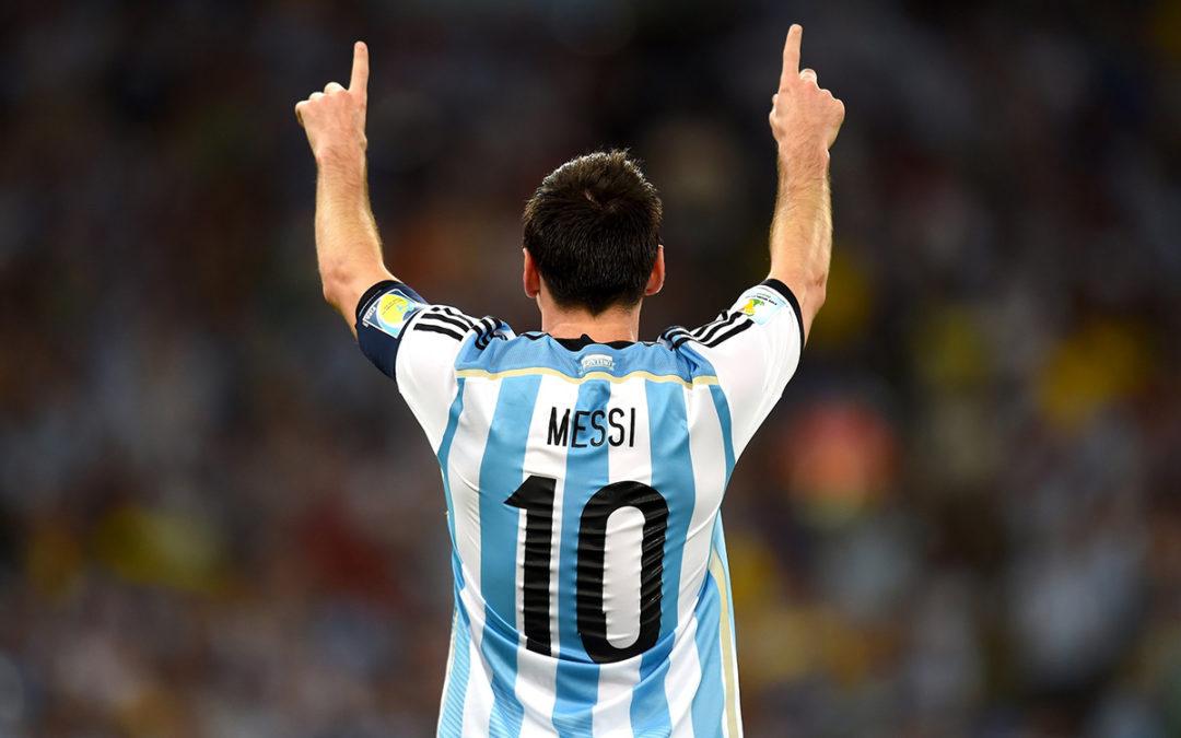 مصدر أرجنتيني يحسم مصير ميسي مع منتخب التانغو
