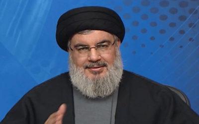السيد نصرالله: لا تسمحوا لأحد ان يهوّل عليكم فلبنان يملك قوة حقيقية