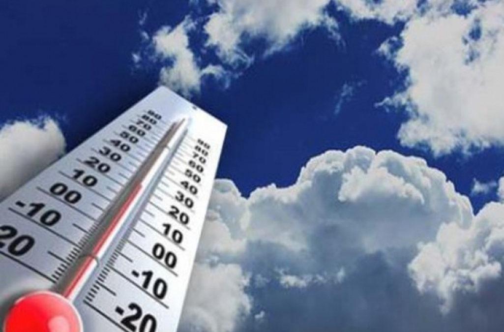 طقس نهاية الاسبوع غائم مع ارتفاع محدود بالحرارة