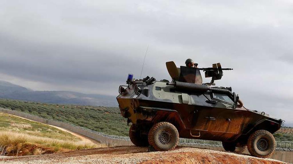 خبر عاجل وخطير جدا:  الجيش التركي يبدأ باحتلال شمال شرقي سوريا