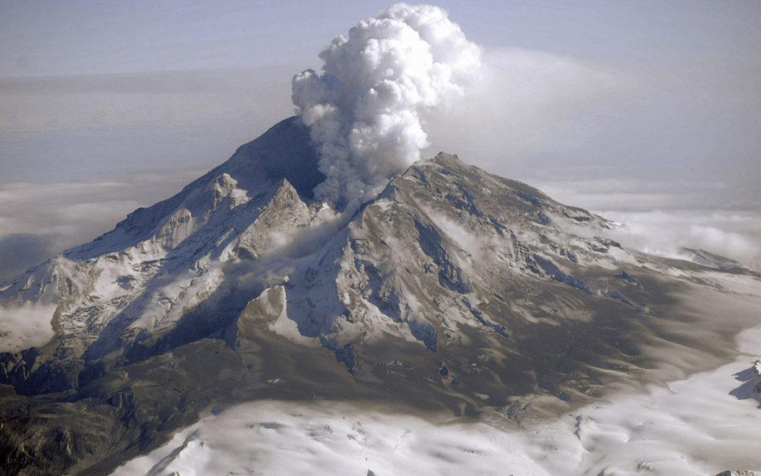 """رعب بالولايات المتحدة.. بركان """"كليفلاند"""" قد يثور"""