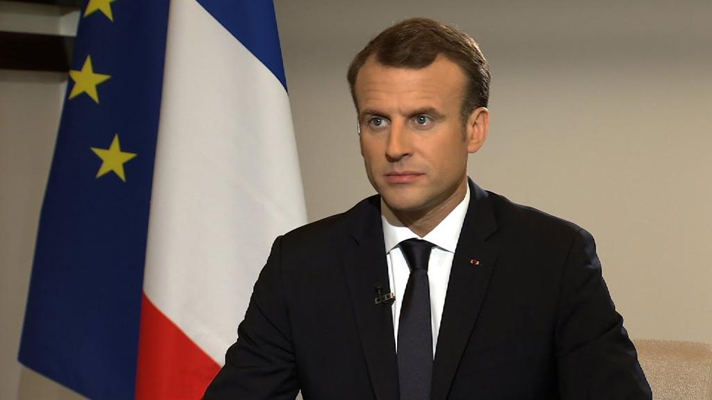 ماكرون: الاتفاق على خطة النهوض الاقتصادي يوم تاريخي لأوروبا