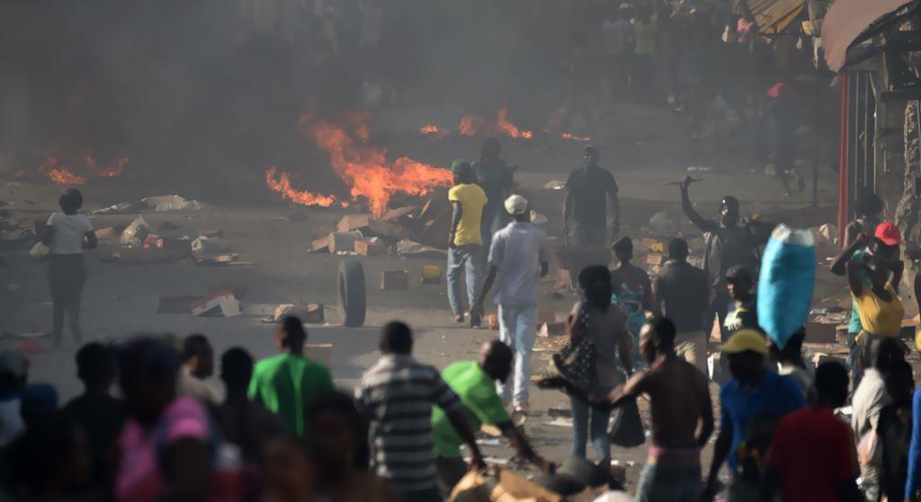 احتجاجات في هايتي رغم التراجع عن رفع أسعار الوقود