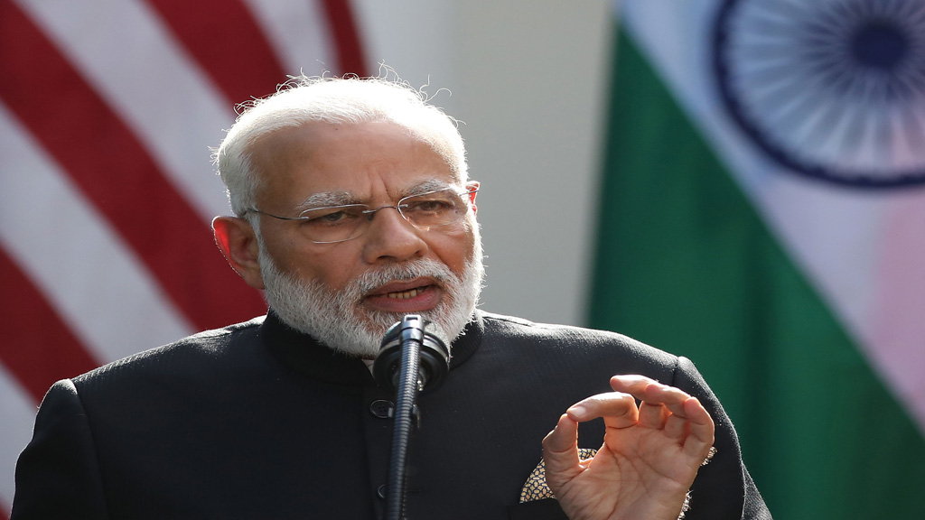 البرلمان الهندي يناقش اقتراحا لنزع الثقة من حكومة مودي