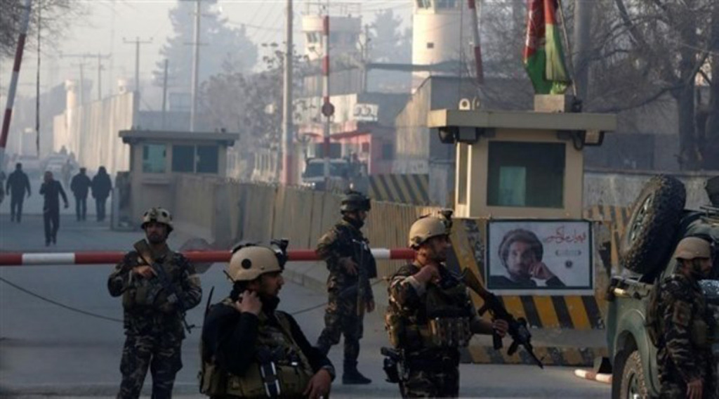 هجوم انتحاري في كابول يستهدف قافلة أمنية وسقوط قتلى