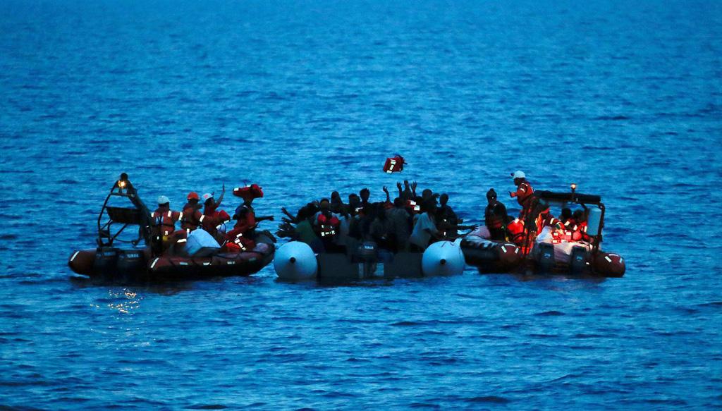 63 مهاجرا في عداد المفقودين في حادث غرق جديد قبالة السواحل الليبية