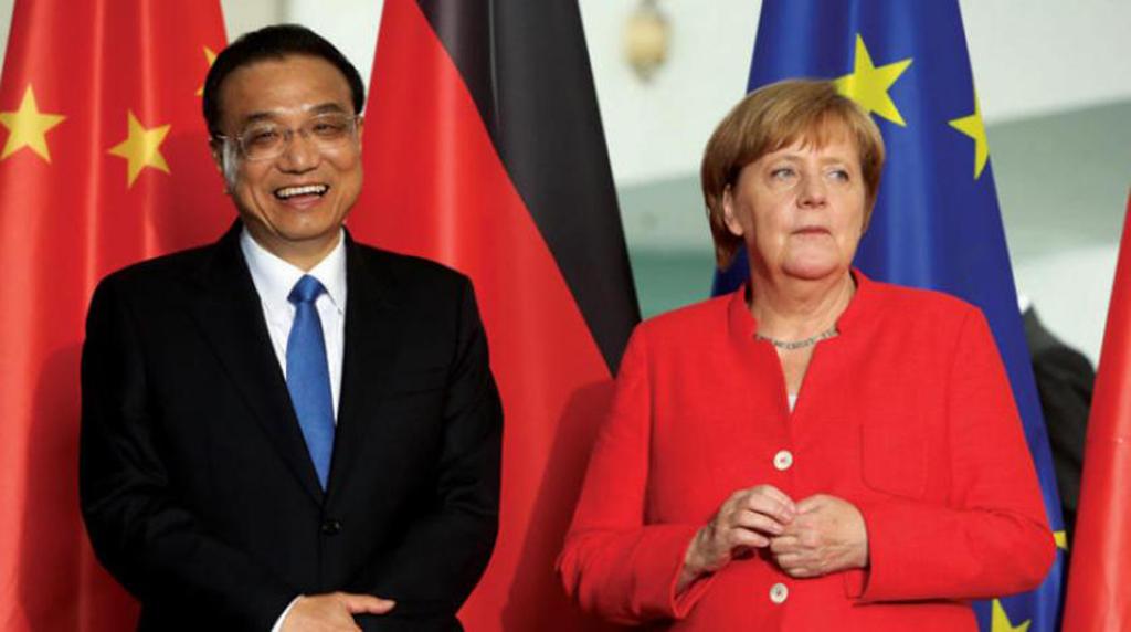 """ألمانيا والصين """"يتمسكان"""" باستمرار الاتفاق النووي مع طهران"""