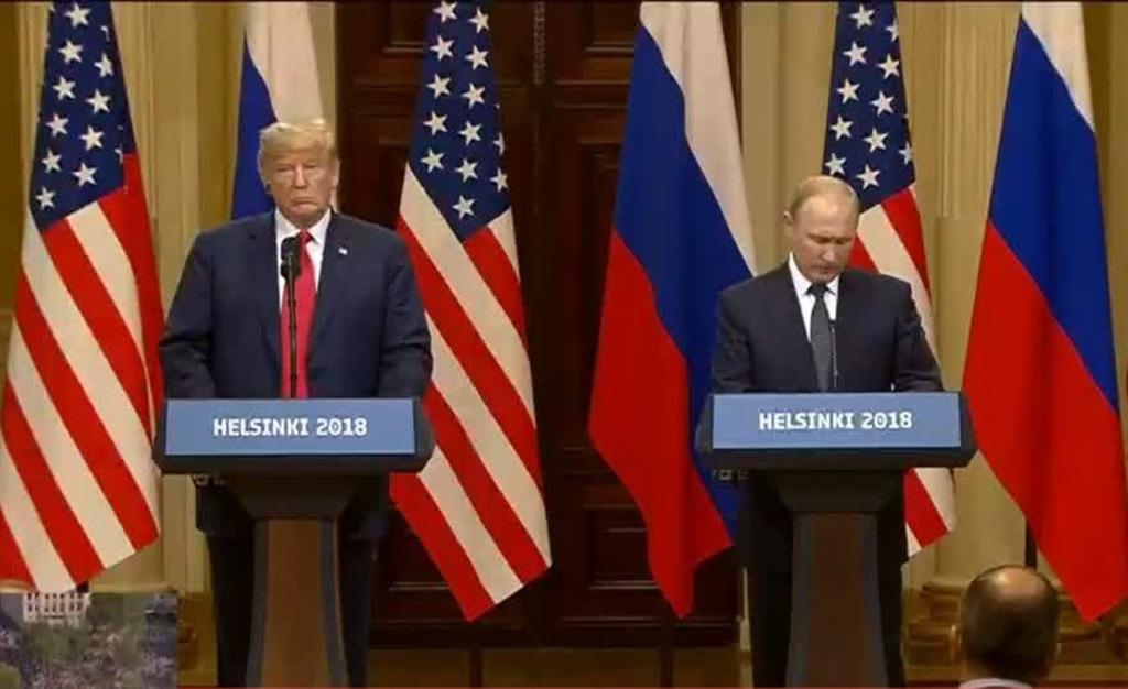 القمة الروسية – الأميركية ..معالجة الملف السوري بعد هزيمة المشروع الأميركي في المنطقة –محمود صالح