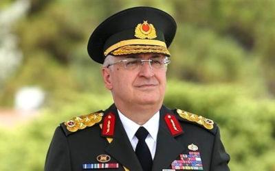 اردوغان يعين قائدا جديدا للجيش