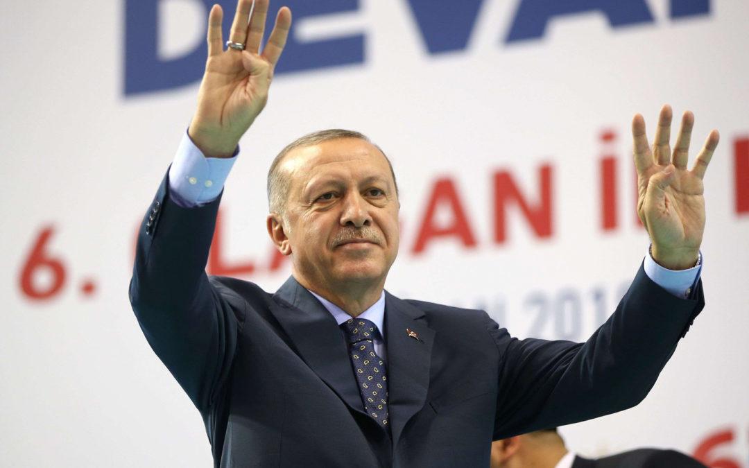 أرودغان:الهجوم على الاقتصاد لا يختلف عن الهجوم على العلم