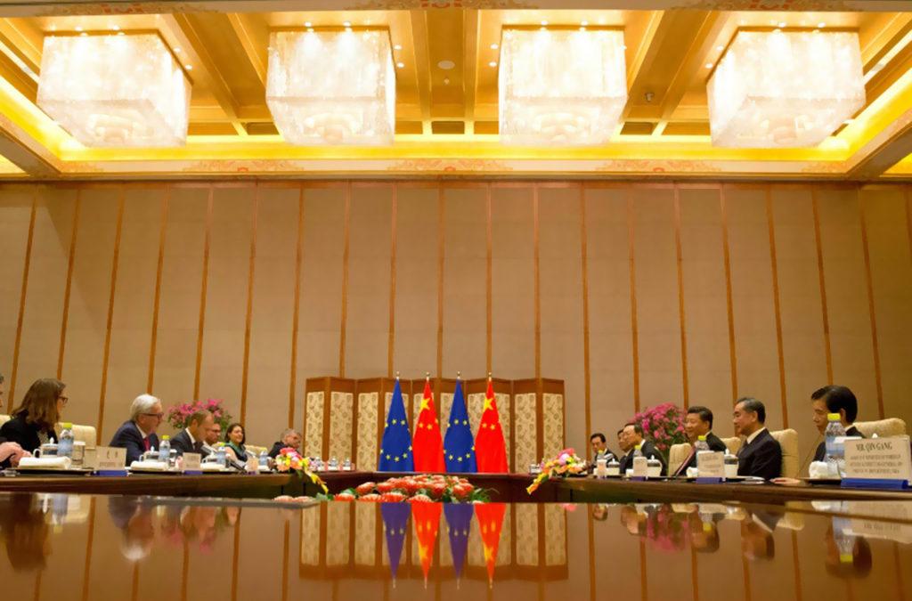 الاتحاد الاوروبي واليابان على وشك إبرام اتفاق تجاري تاريخي في مواجهة ترامب