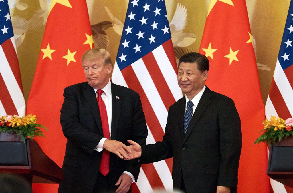 الصين تؤكد أنها لن ترضخ للتهديد وأن الولايات المتحدة تضر نفسها