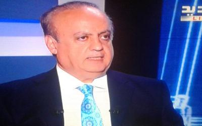 """وهاب لقناة """"الجديد"""": الحريري رغم كل الضغوط الممارسة عليه اختار الوحدة الداخلية"""