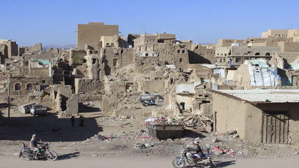 قتلى وجرحى في غارة جوية استهدفت حفل زفاف في مدينة صعدة باليمن