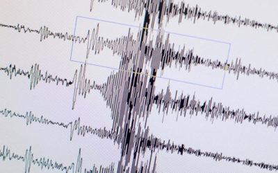 زلزال بقوة 4,1 درجة ضرب منطقة بحر قزوين