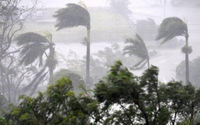 """مكتب الأرصاد الجوية في أستراليا يحذر من الإعصار """"أوما"""""""