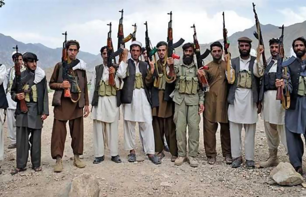 مقاتلو طالبان دخلوا مدينة غزنة