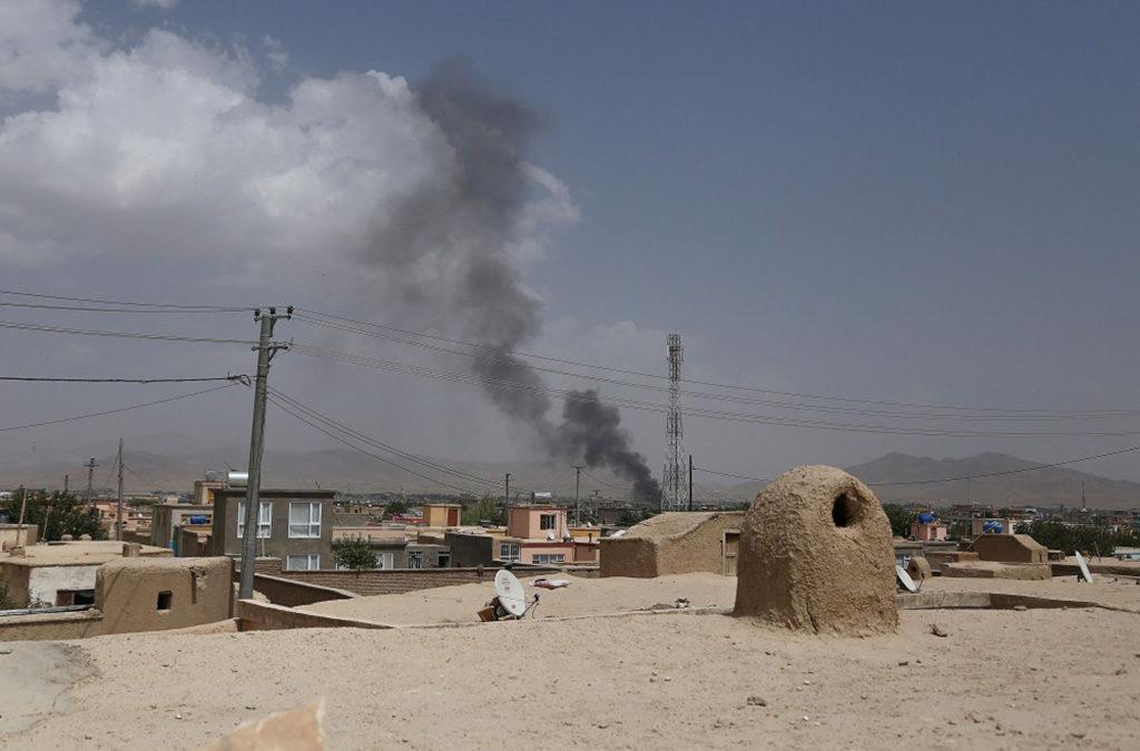 الأمم المتحدة: 30 مدنياً على الأقل قتلوا في ضربة أميركية بافغانستان في أيار الماضي