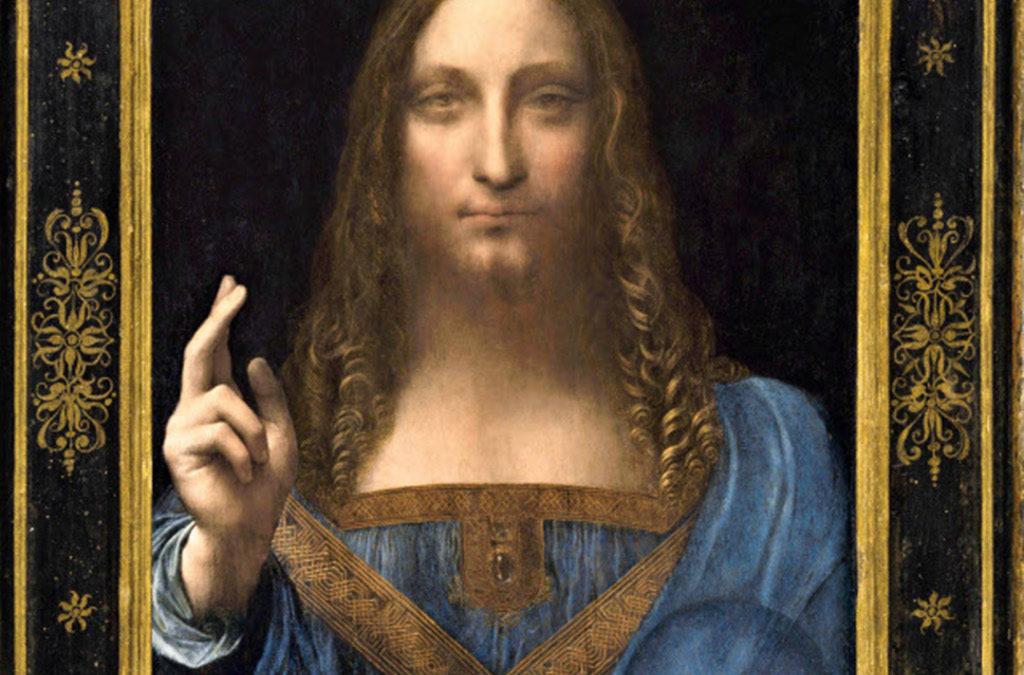 بيعت بـ 450 مليون$ .. لوحة دافنشي قيمتها أقل من مليون$!