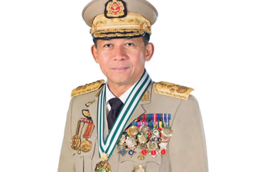 فيسبوك حظر قائد الجيش البورمي اثر انتهاكات حقوق الإنسان