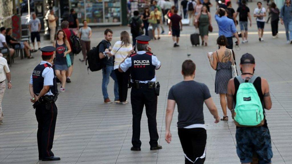 """أميركا تحذر من هجوم في برشلونة.. واستنفار بسبب """"ب. ل"""""""