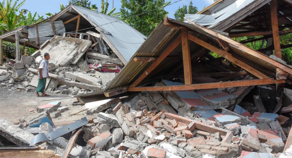 زلزال بقوة 6,4 درجات قبالة شرق إندونيسيا