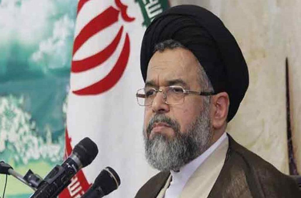 وزير الاستخبارات الايراني: توقيف عشرات الجواسيس