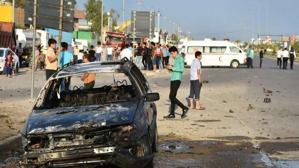 قتيلان وجرحى بتفجير استهدف حاجزا للجيش العراقي في قضاء الحويجة