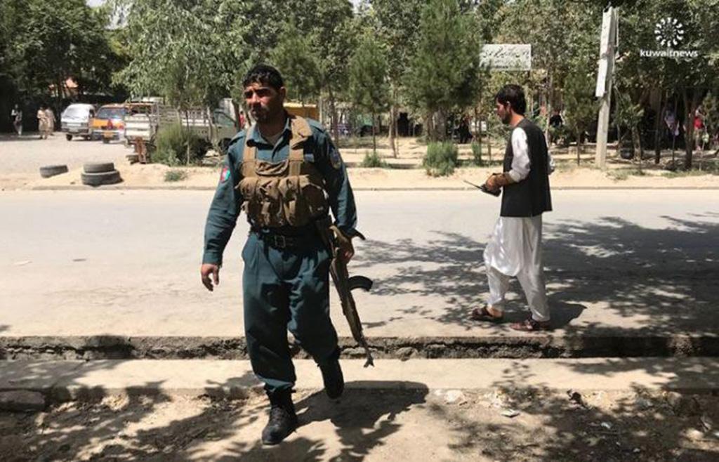 هجوم على مركز تدريب تابع للاستخبارات الأفغانية في كابول