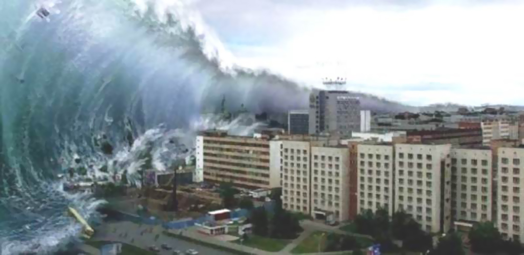 انذار بحدوث تسونامي في كاليدونيا الجديدة في المحيط الهادىء بعد زلزال عنيف