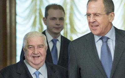 قرار القيادة السورية المضي قدماً في مكافحة الإرهاب والردّ على أي عدوان – محمود صالح