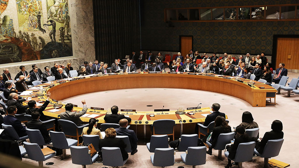 انضمام خمس دول جديدة لمجلس الأمن