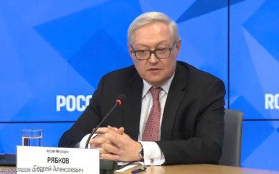 الخارجية الروسية تعلق على إقالة بولتون