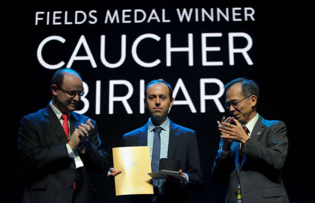 """سرقة جائزة """"نوبل في الرياضيات"""" خلال حفل في ريو دي جانيرو"""
