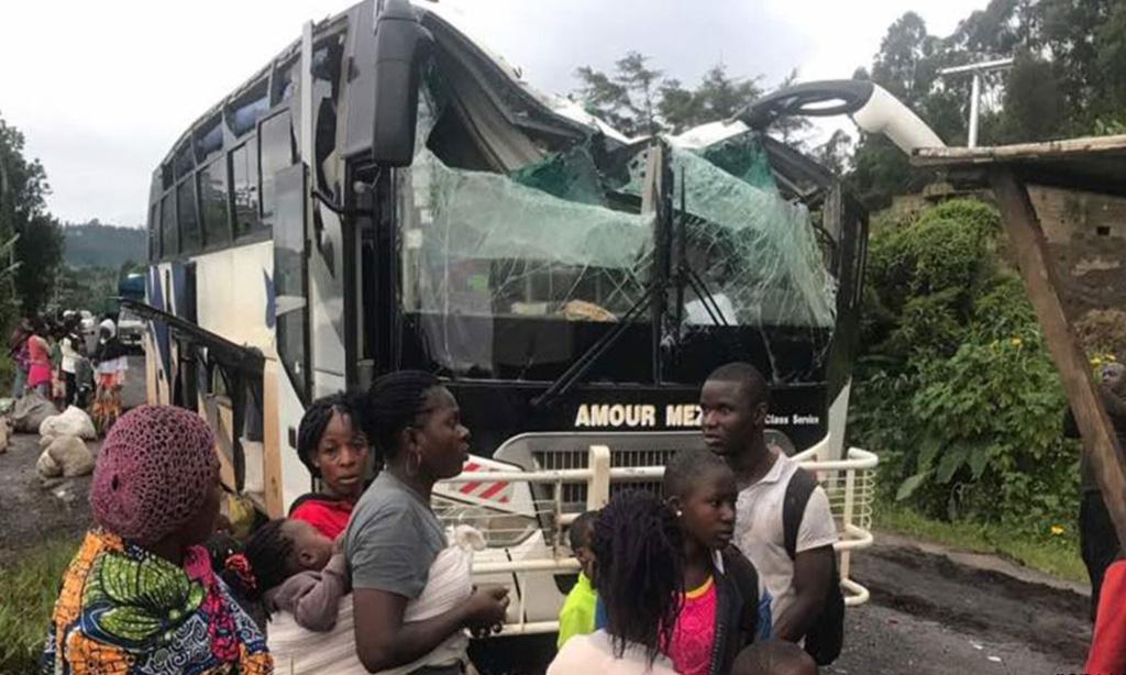 قتيل وجرحى في هجوم على حافلات في المنطقة الناطقة بالانكليزية في الكاميرون