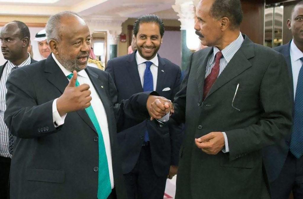 غوتيريش رحب بالقمة بين جيبوتي وإريتريا في السعودية