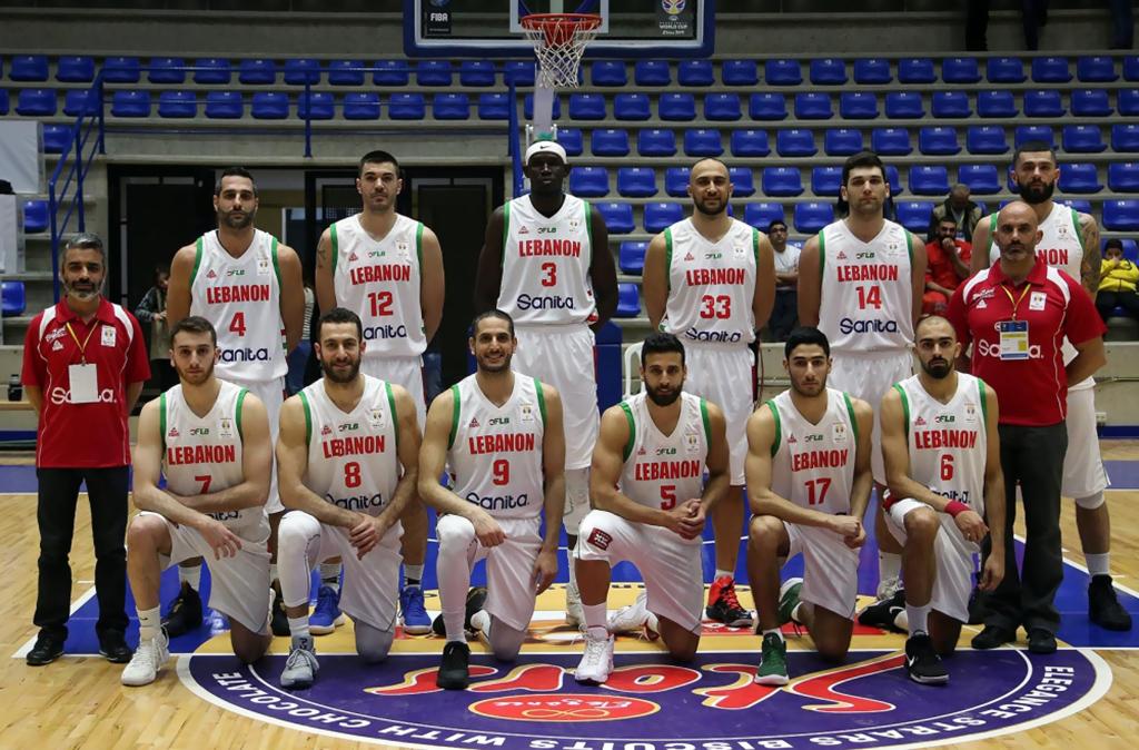 لبنان غلب تونس بطلة سلة أفريقيا