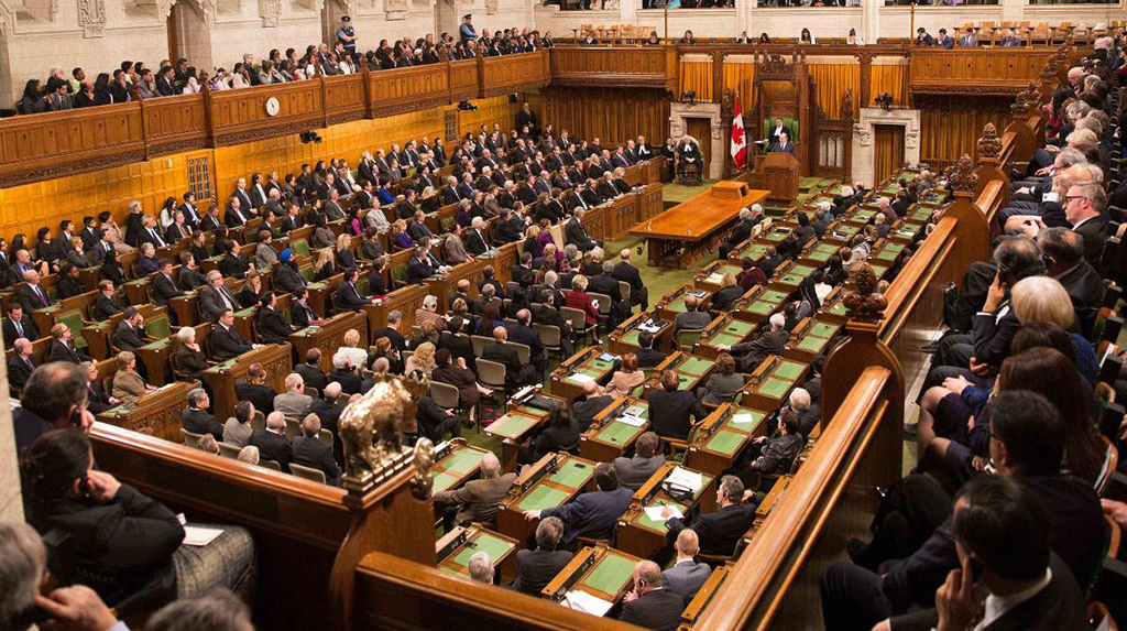 مجلس العموم الكندي جرد زعيمة ميانمار من الجنسية الشرفية
