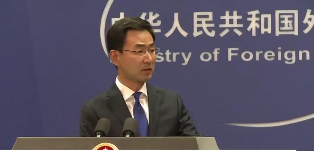 بكين: على واشنطن التراجع عن العقوبات على الجيش الصيني