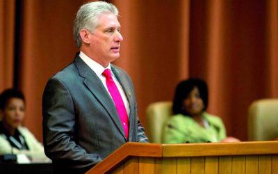 الرئيس الكوبي: العلاقات بين كوبا والولايات المتحدة في تراجع
