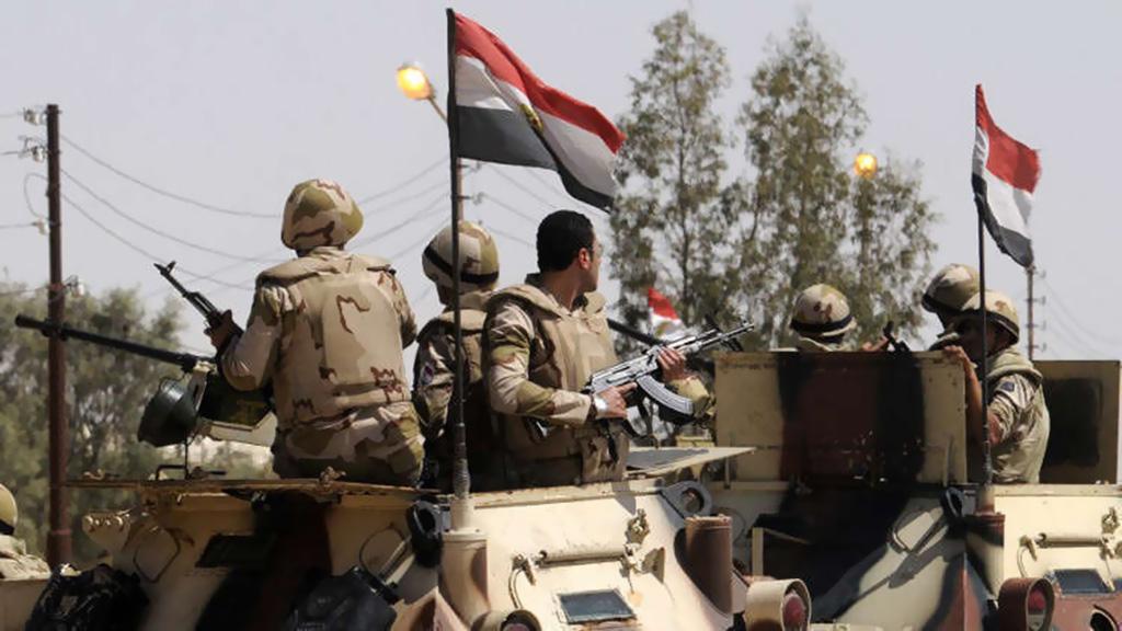 مقتل 11 مسلحا في عملية أمنية شمال سيناء
